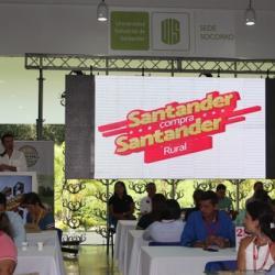 Santander compra Santander rural
